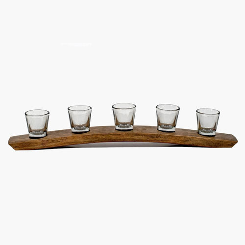 5 Shot Glass Flight