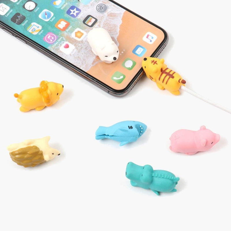 Cable Bites iPhone Lightning Cable Protector--assorted