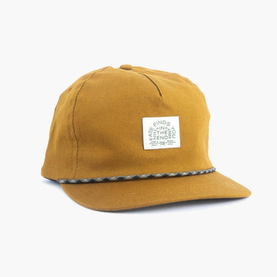 Workshop 5-Panel Cap