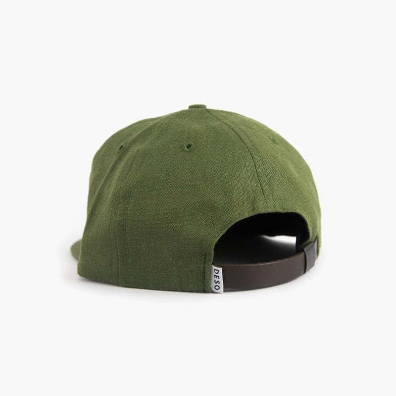 Hemp is Life 5-Panel Cap--back