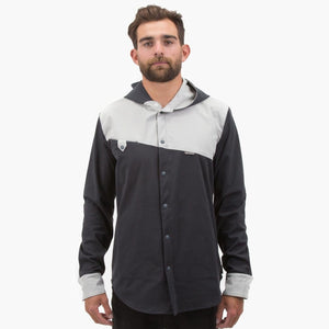 Osma Pirate Black Shirt Jacket