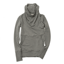 Load image into Gallery viewer, Dusty Black Fontanillis Hoodie