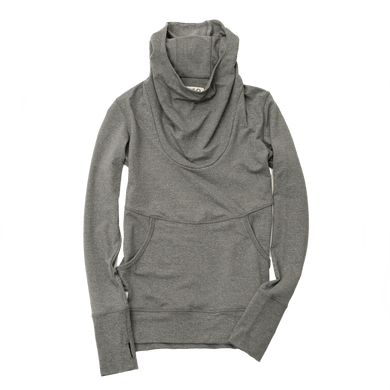 Deso Supply Co. Fontanillis Hoodie--Dusty Black