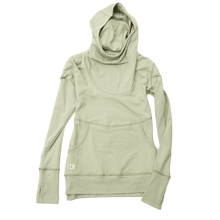 Load image into Gallery viewer, Deso Supply Co. Fontanillis Hoodie--Dusty Oil Green