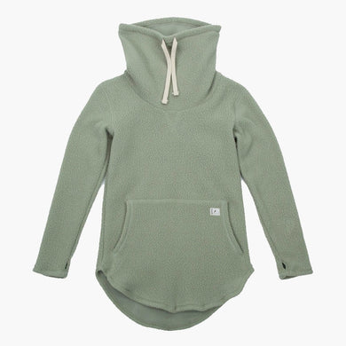 Deso Supply Co. Tallac Oil Green Pullover