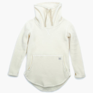 Deso Supply Co. Tallac Winter White Pullover