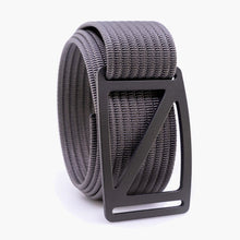 Load image into Gallery viewer, Grip6 Men's Slope Gunmetal Belt--grey