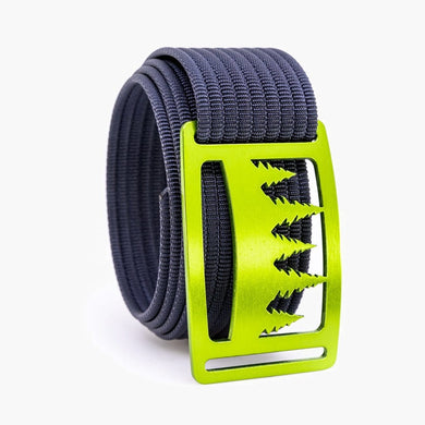 Grip6 Uinta Kiwi Belt--navy