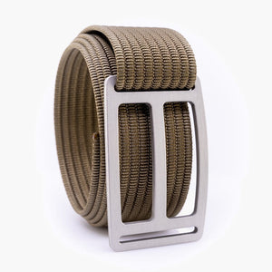 Grip6 Men's Horizon Granite Belt--khaki