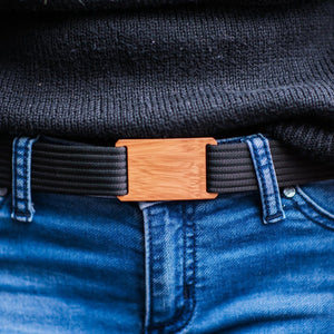 Women's Craftsman Bamboo Belt