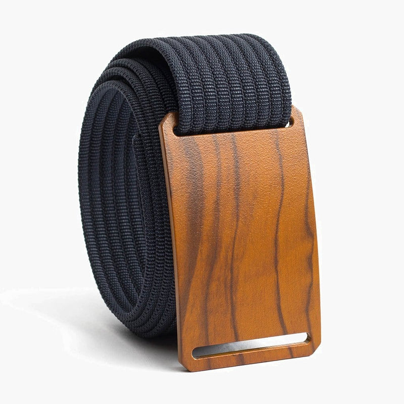 Grip6 Men's Craftsman Olive Belt--navy