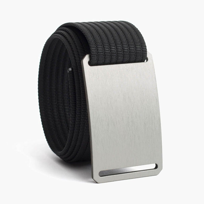 Grip6 Men's Classic Granite Belt--black