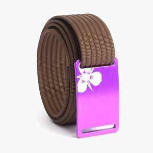 Grip6 Women's Sego Lily Belt--mocha