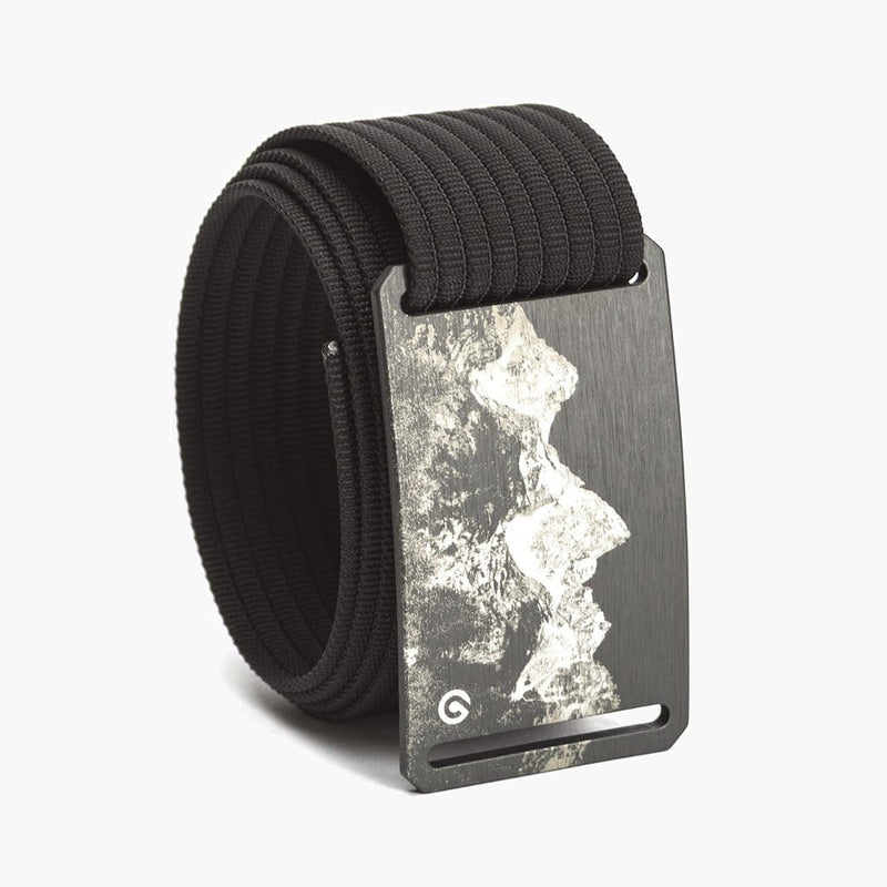 Grip6 Men's Mountain Teton Belt--black