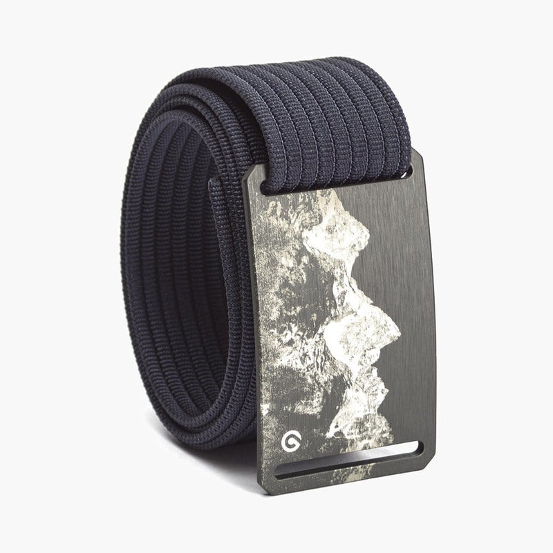 Grip6 Men's Mountain Teton Belt--navy