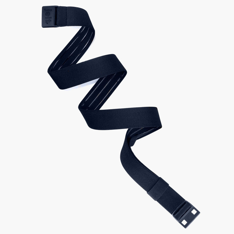 JeltX Navy Adjustable Elastic Belt
