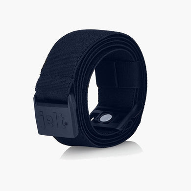 JeltX Navy Adjustable Elastic Belt--rolled