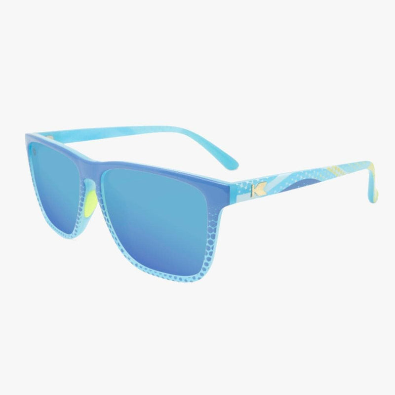 knockaround coastal fast lanes sport sunglasses--flyoverview