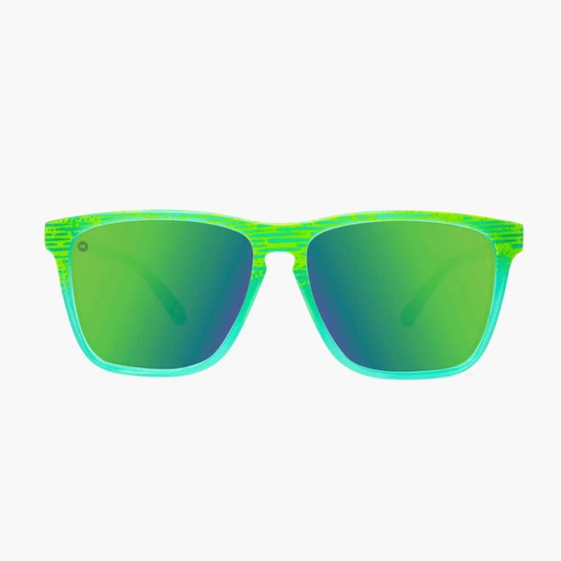 Knockaround Highland Fast Lanes Sport Sunglasses--front view