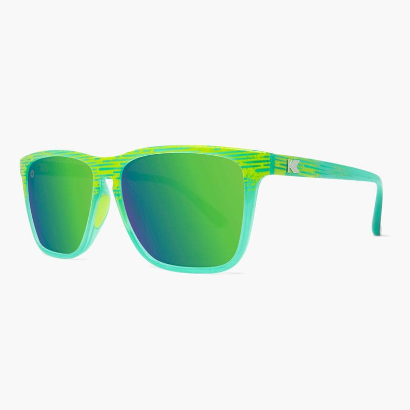 Knockaround Highland Fast Lanes Sport Sunglasses--lower left view