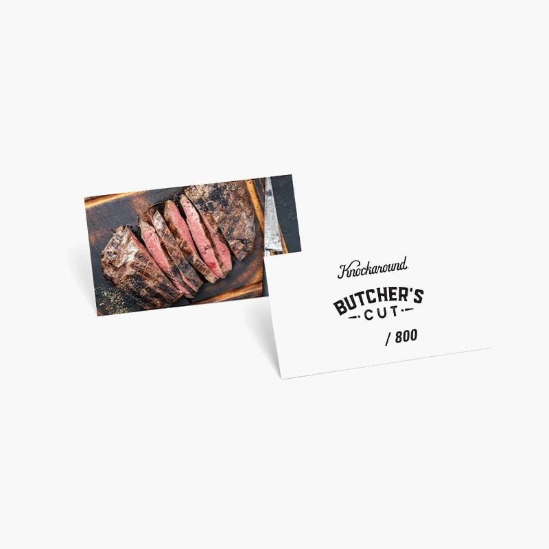 Butcher's Cut Limited Edition Fort Knocks