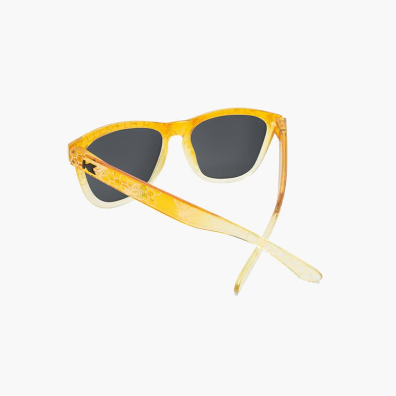 Hive Mind Premiums Knockaround Sunglasses--back view