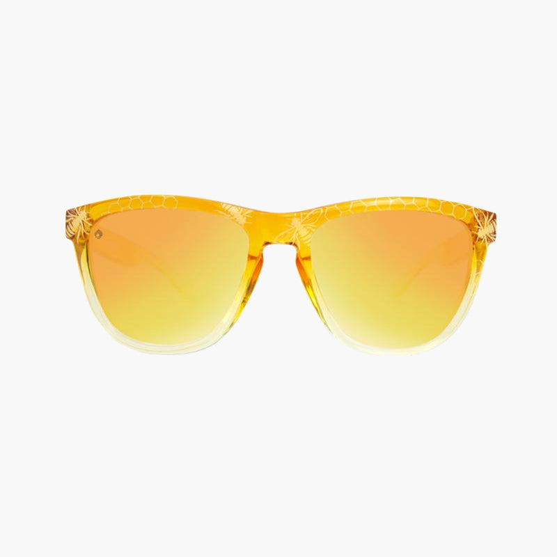 Hive Mind Premiums Knockaround Sunglasses--front view