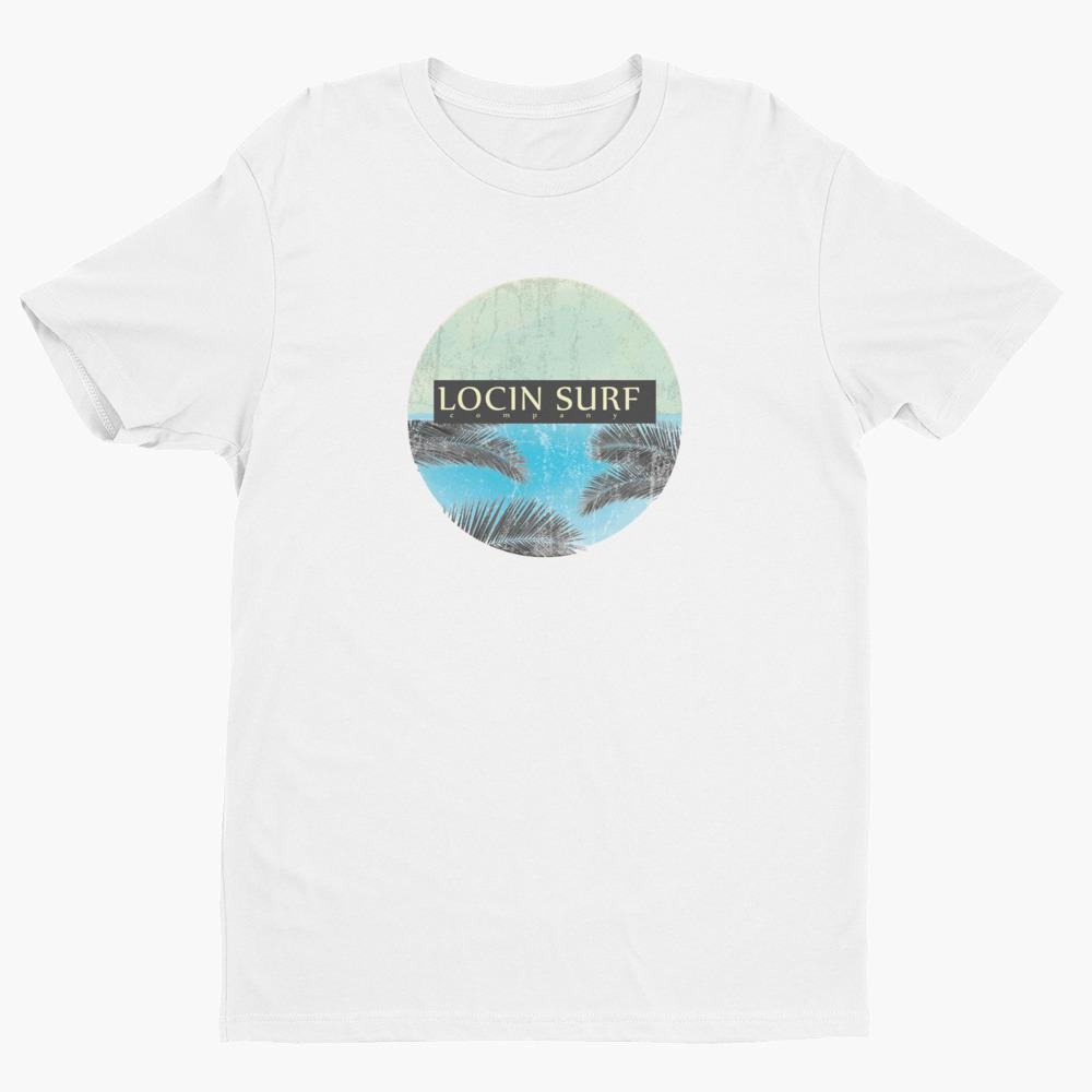 Locin Surf Company Cool Breeze Tee
