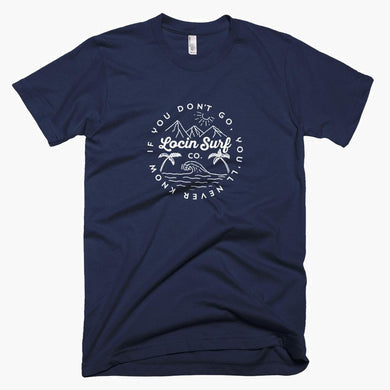 Locin Surf Company Elevations Tee