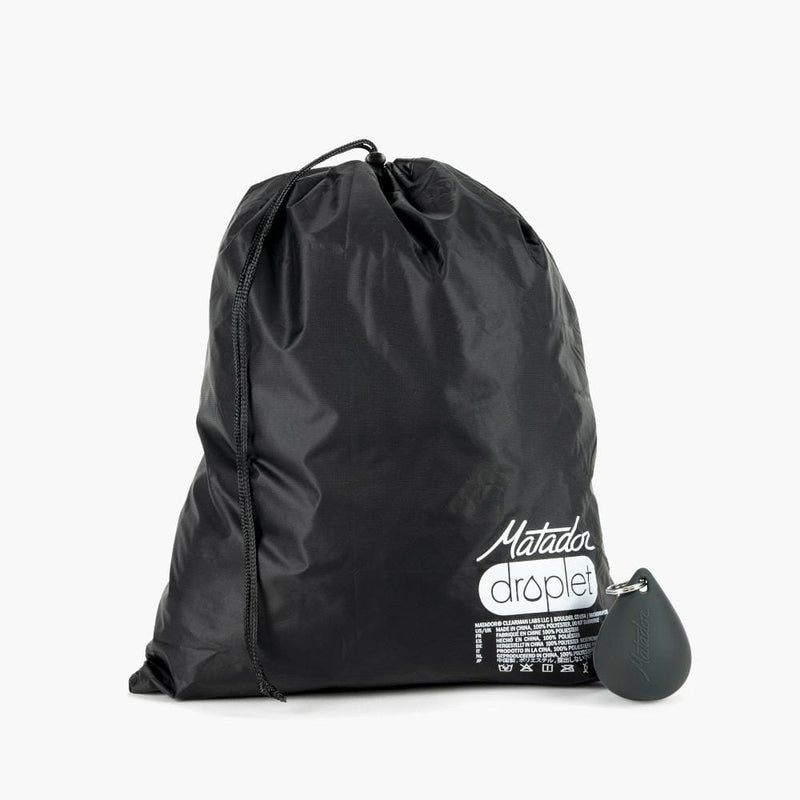 Matador Droplet Wet Bag--Black
