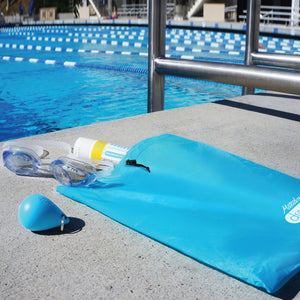 Matador Droplet Wet Bag--Blue--Poolside