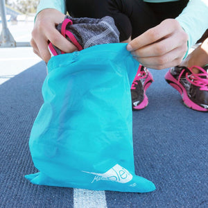 Matador Droplet Wet Bag--Blue--track