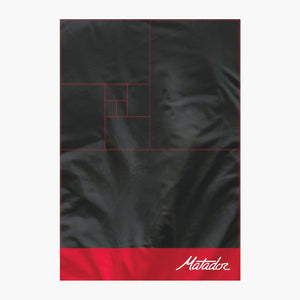 Matador Pocket Blanket 2.0--open