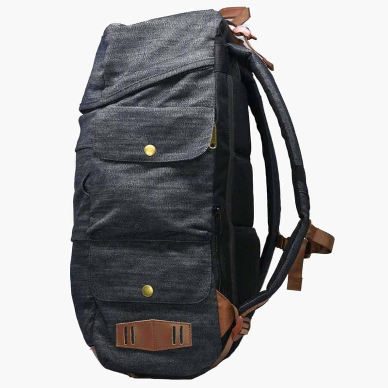 Denim Presidio Pack--side view