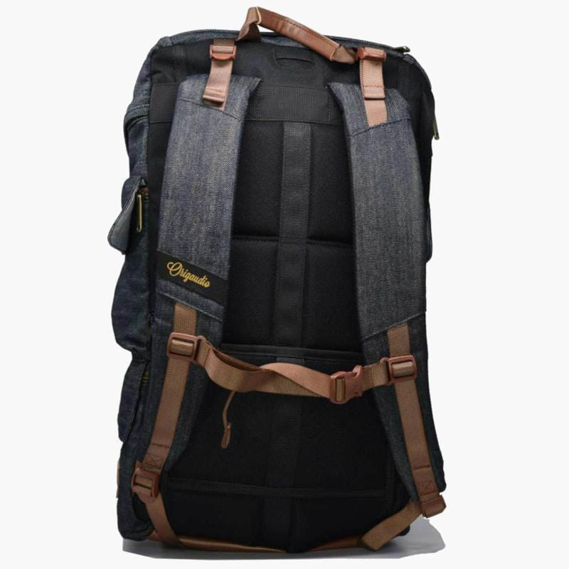 Denim Presidio Pack--back