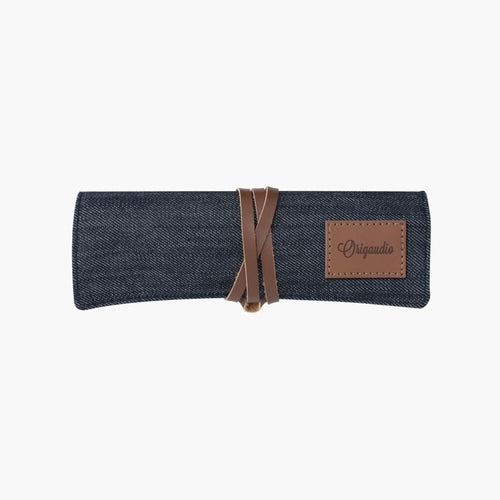 Ruckman Roll Denim Tech / Jewelry Roll
