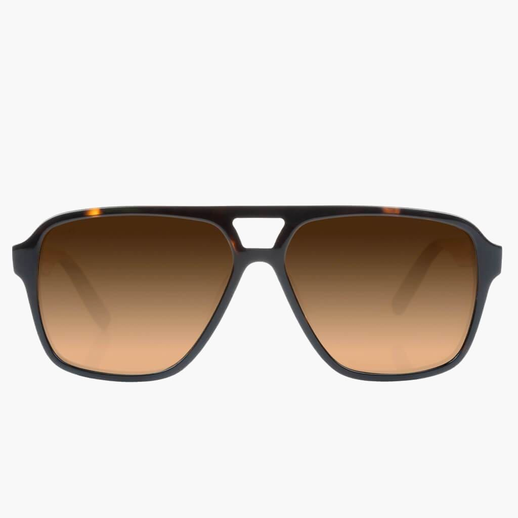 Bruneau Tortise/Brown Polarized Lens
