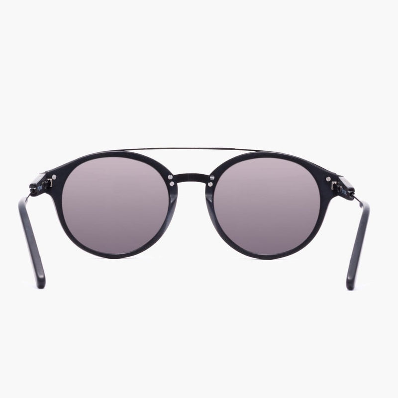 Wilder Eco Matte Black/Grey Polarized Lens--back