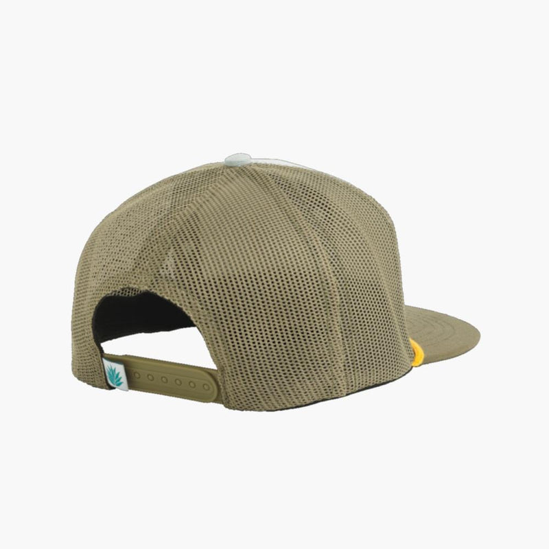 Snake River Meshback Hat--back