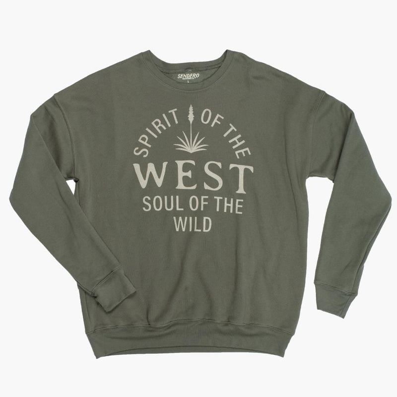Sendero Provisions Spirit of the West Sweatshirt
