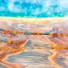 Load image into Gallery viewer, Grand Prismatic Spring Yellowstone National Park