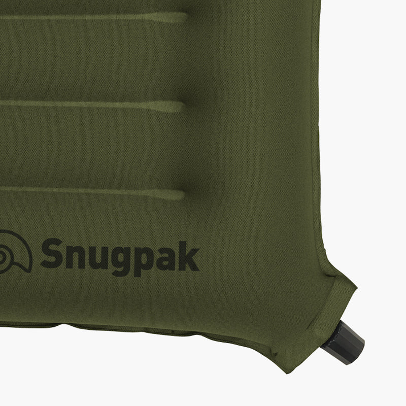 Snugpak Ops Basecamp Air Pillow OD--air inlet view