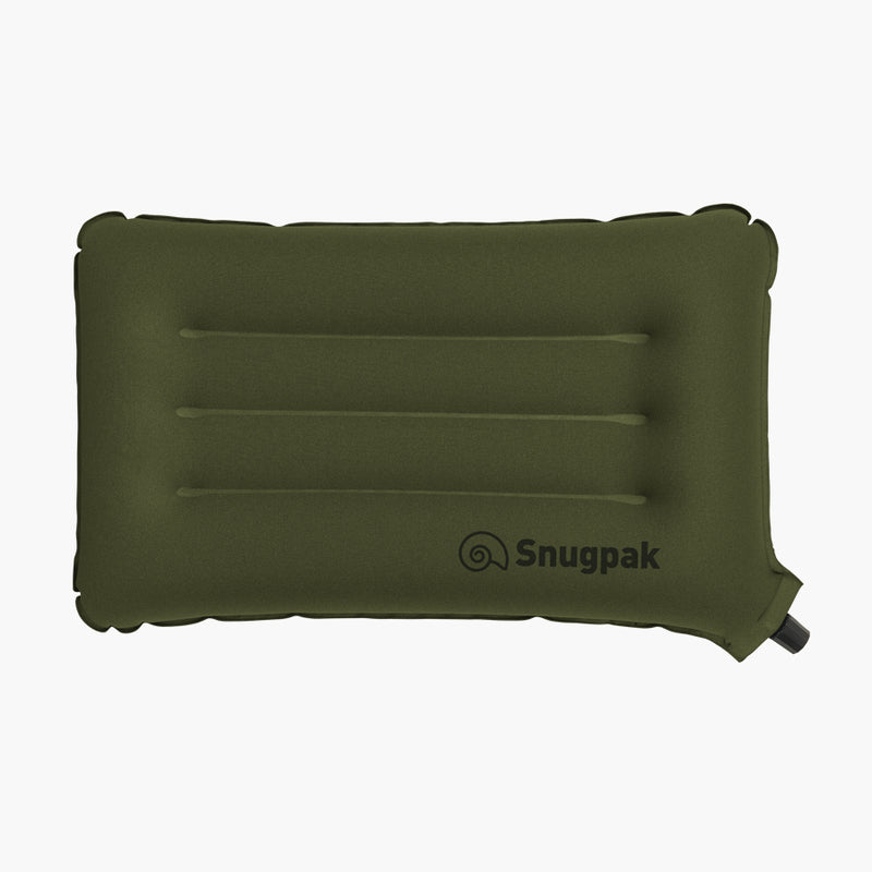 Snugpak Ops Basecamp Air Pillow OD--main view