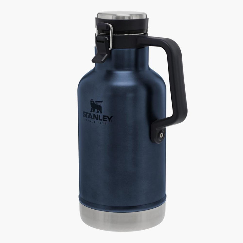 Stanley Classic Easy-Pour Growler--angled view