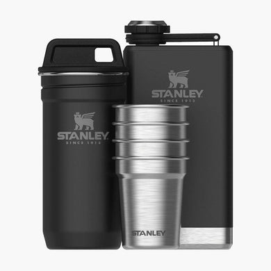 Stanley Adventure Pre-Party Shot Glass + Flask Set