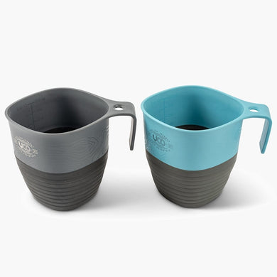UCO Camp Cup 2 Pack--Venture/Classic Blue