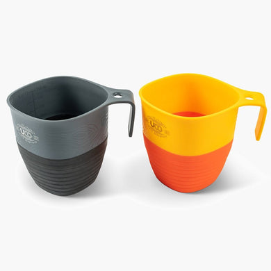 UCO Camp Cup 2 Pack--Venture/Retro Sunset