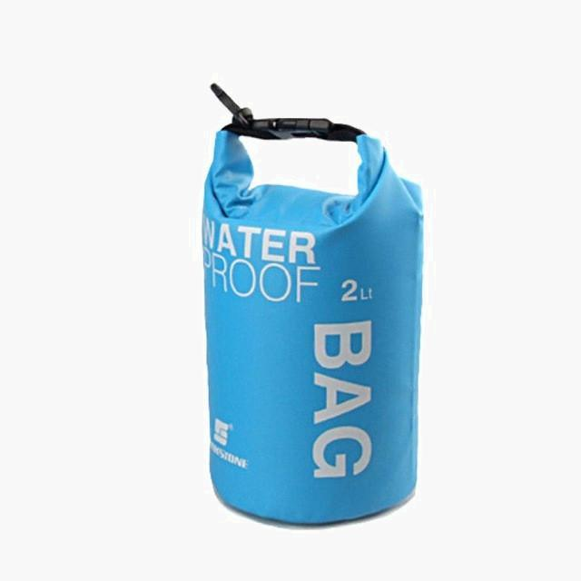 Waterproof Dry Bag--Blue