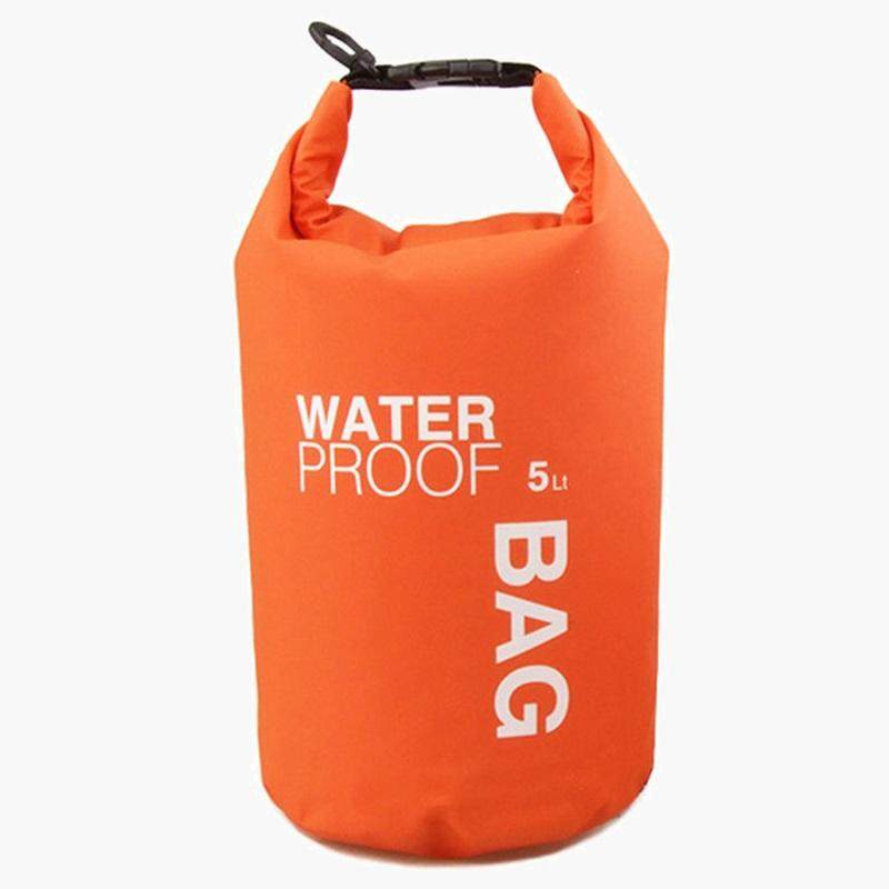 Waterproof Dry Bag--Orange