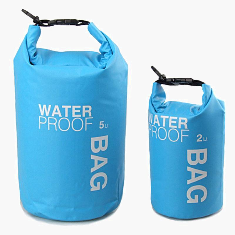 Waterproof Dry Bag--size comparison